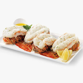 4(8 oz) Premium Lobster Tails