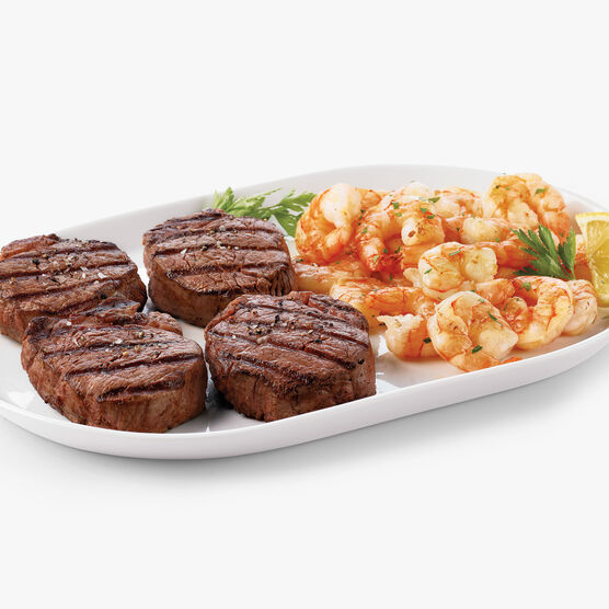 Shrimp & Filet Feast