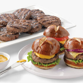 12 (2.67 oz.) Ultimate Beef Sliders