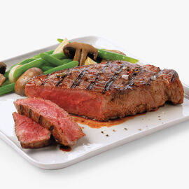 8(12 oz) New York Strip Steaks