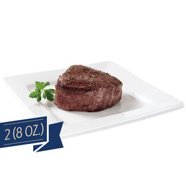 2 (8 oz) Pfaelzer Famous Filet Mignon