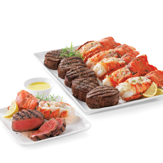 Surf and Turf for Six